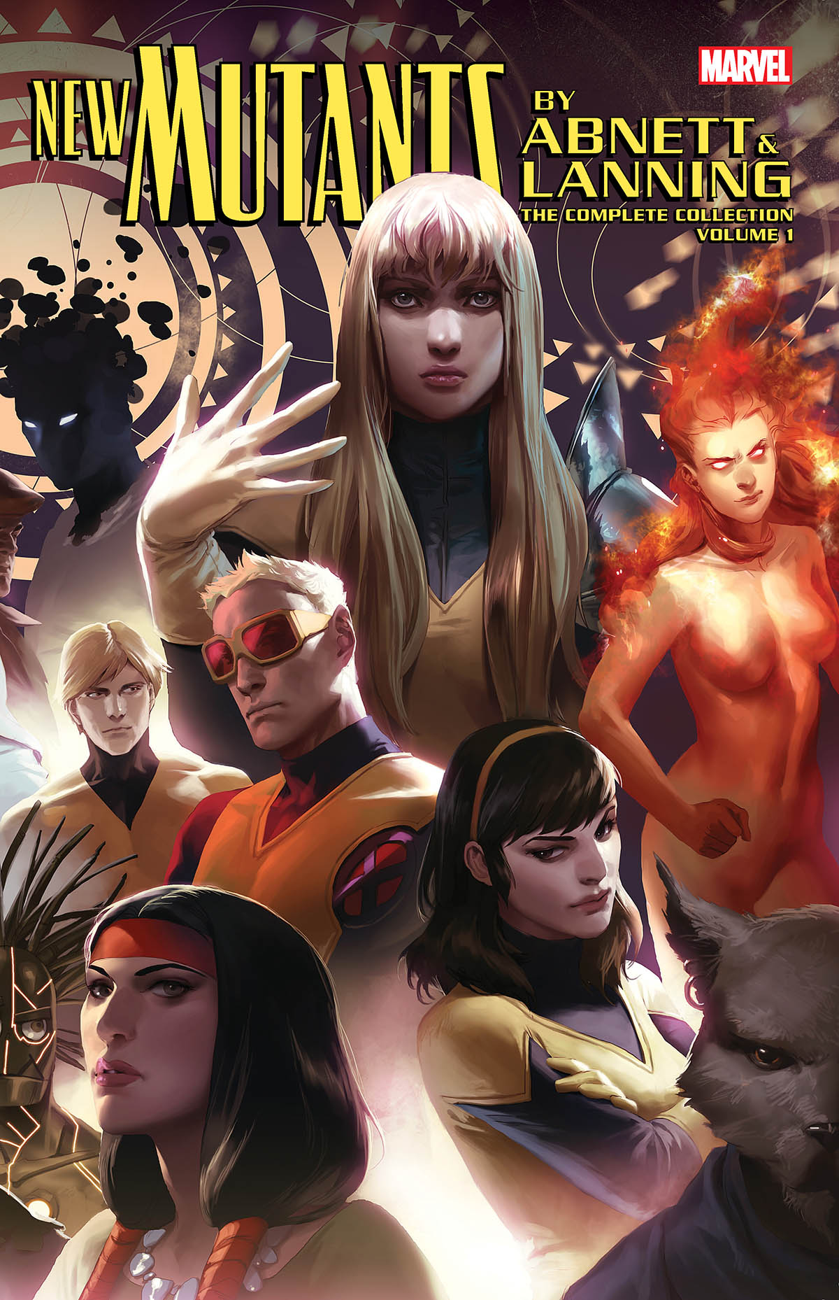 New Mutants by Abnett & Lanning: The Complete Collection Vol. 1 (Trade Paperback)