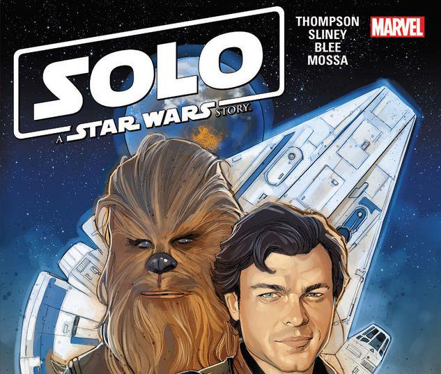SOLO: A STAR WARS STORY ADAPTATION TPB #1