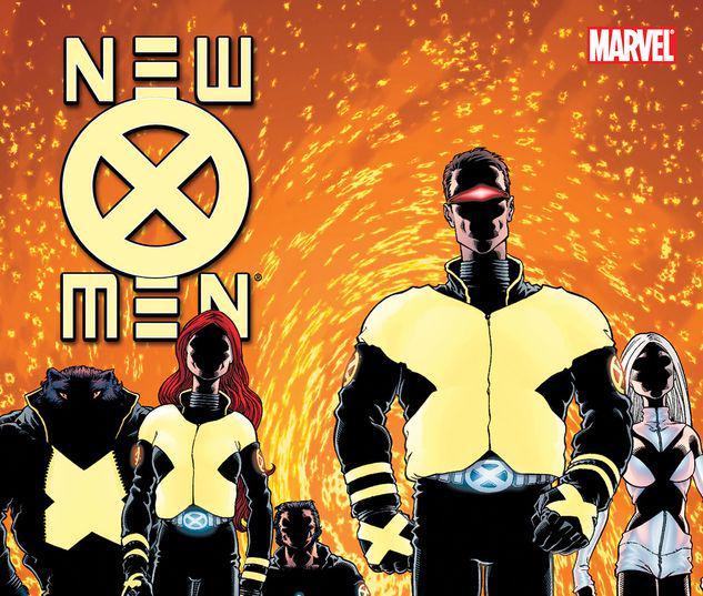New X-Men Vol. I: E Is for Extinction #0