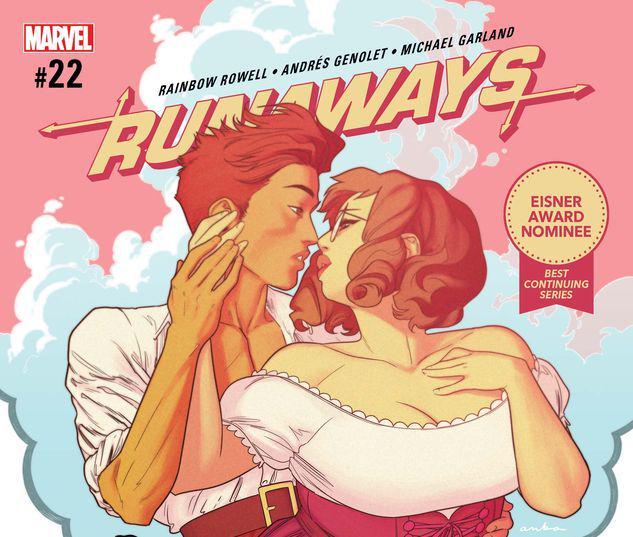 Runaways #22