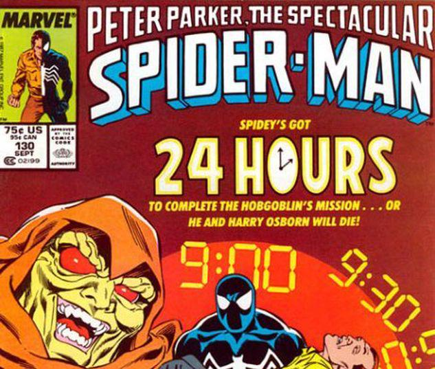 Peter Parker, the Spectacular Spider-Man #130