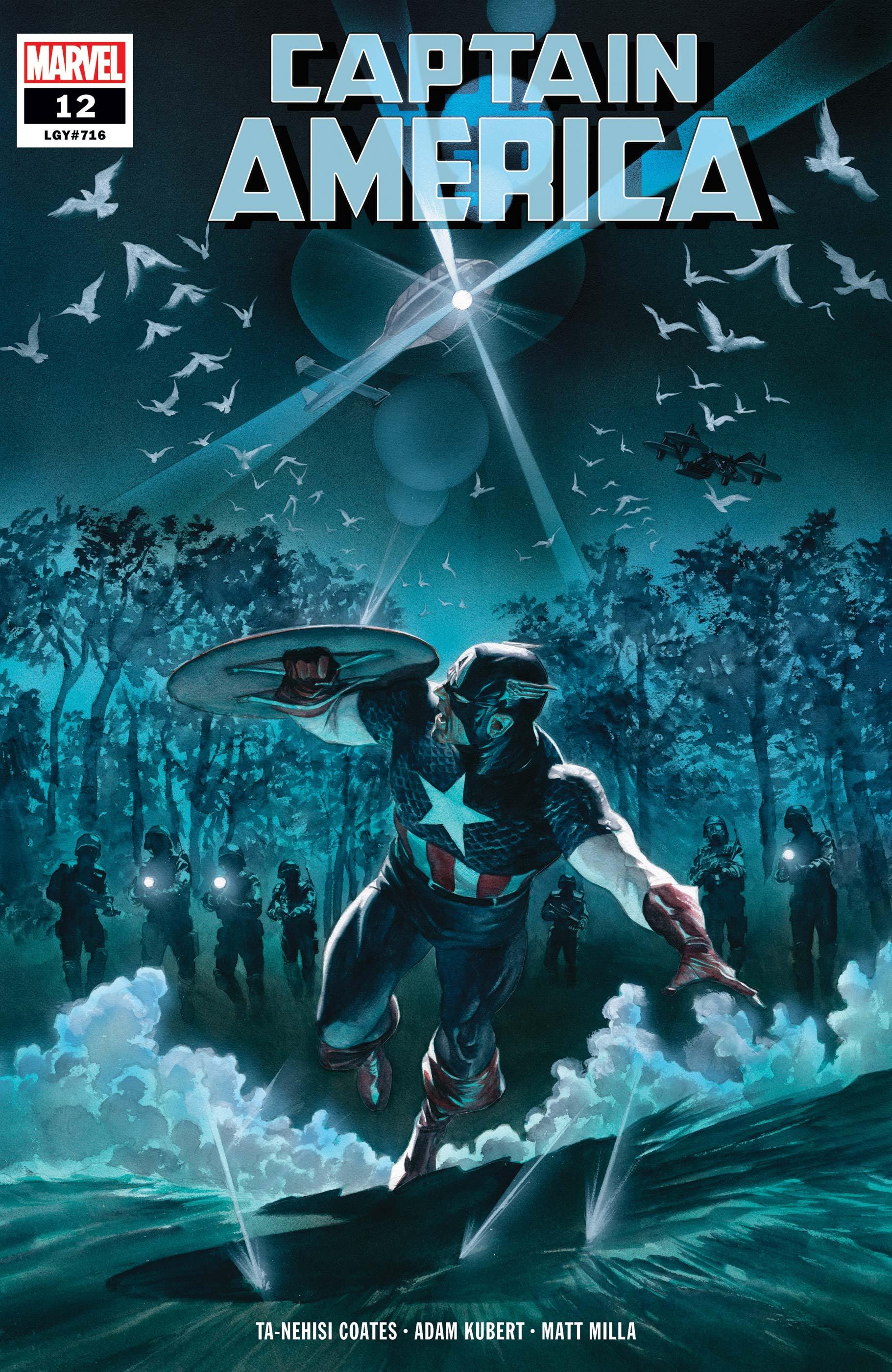 Captain America (2018) #12