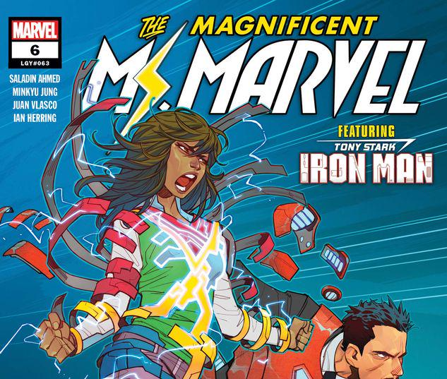 Magnificent Ms. Marvel #6