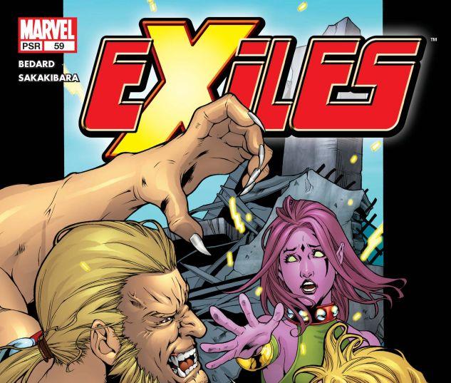 EXILES (2001) #59