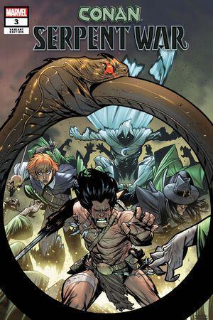 Conan: Serpent War #3  (Variant)