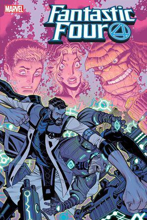 Fantastic Four (2018) #19