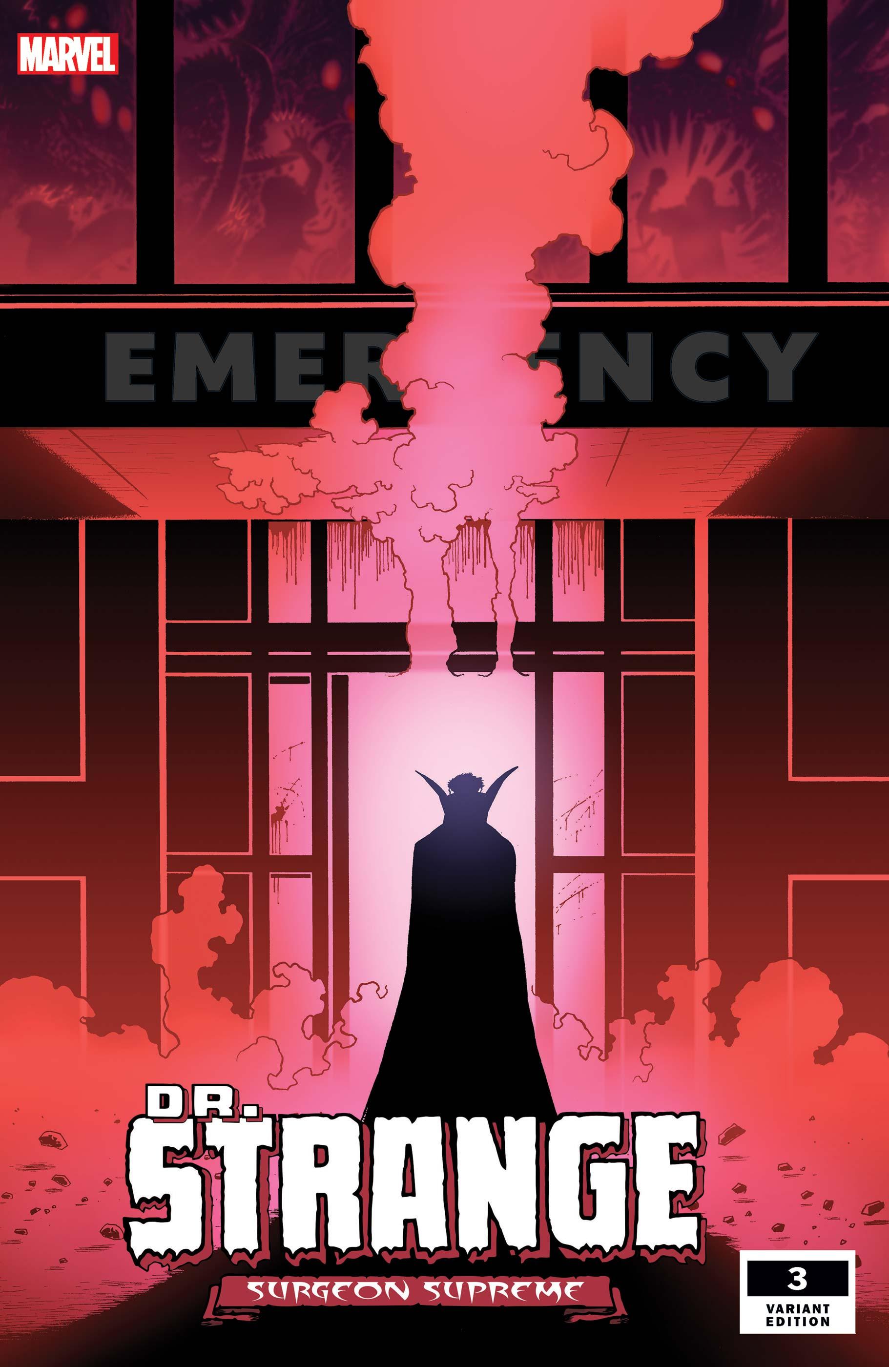 Dr. Strange (2019) #3 (Variant)