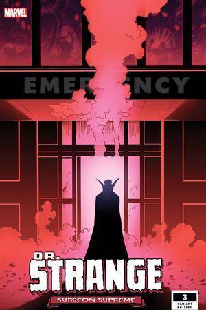 Dr. Strange #3  (Variant)