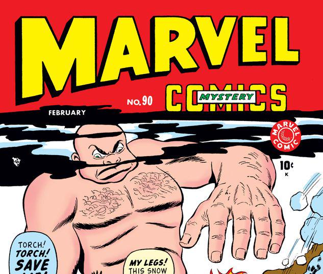 Marvel Mystery Comics #90