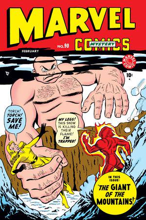 Marvel Mystery Comics (1939) #90