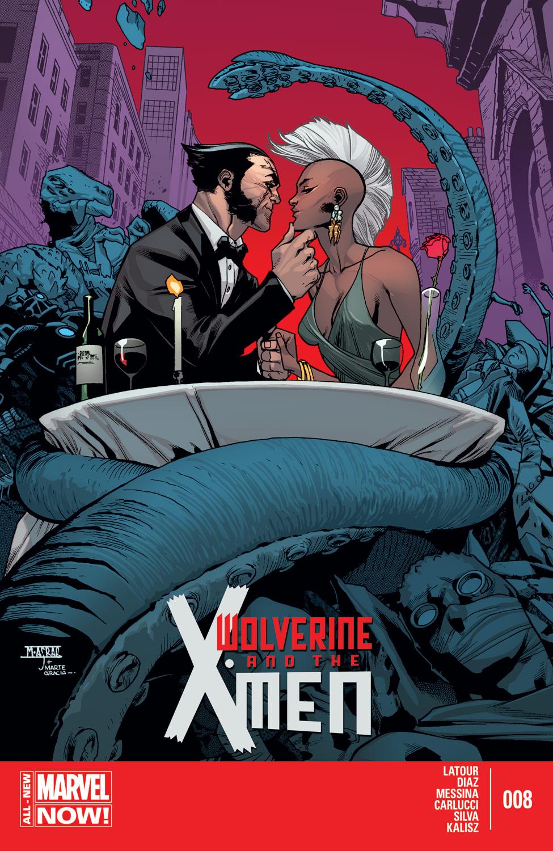 Wolverine & the X-Men (2014) #8