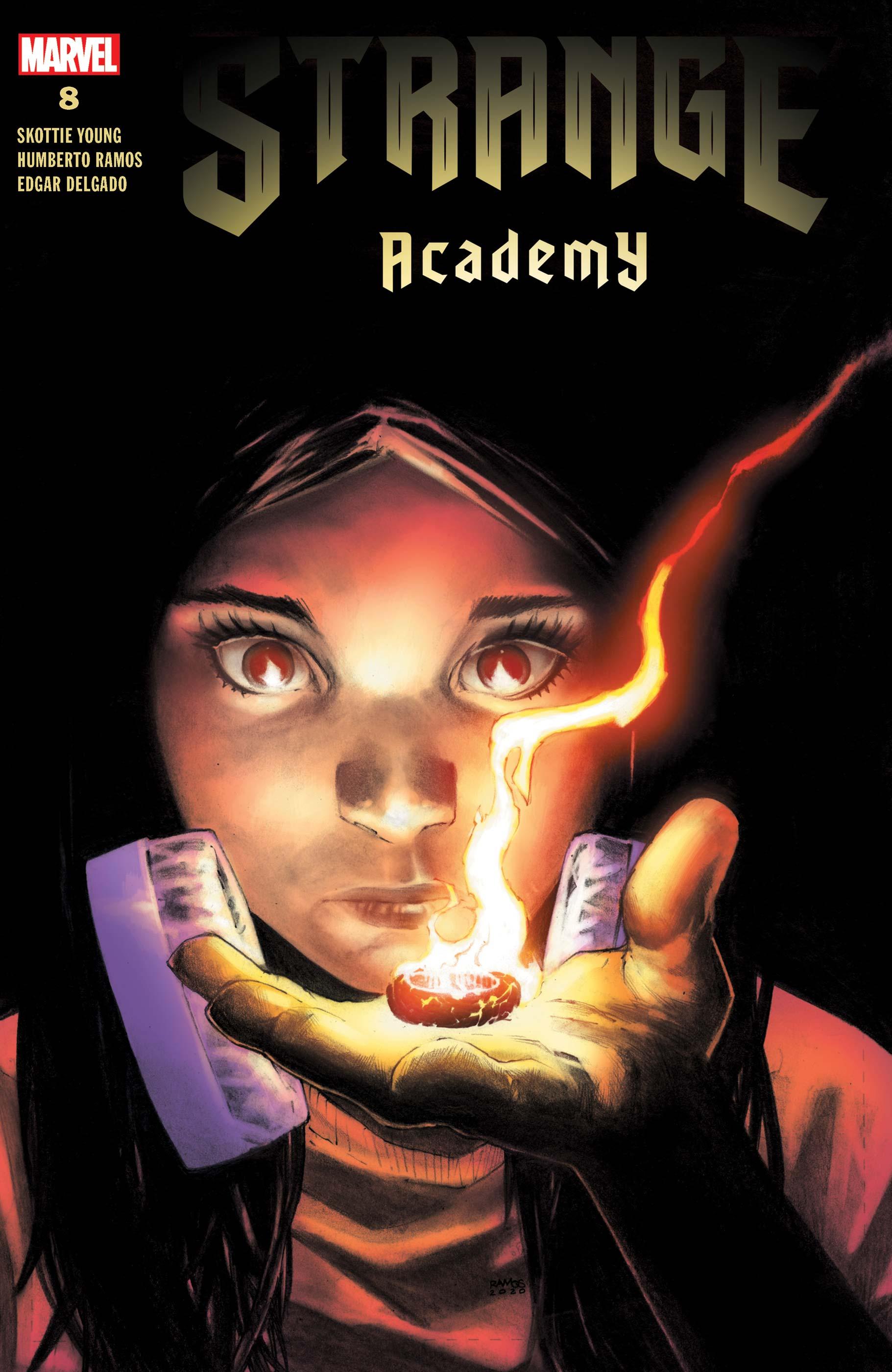 Strange Academy (2020) #8