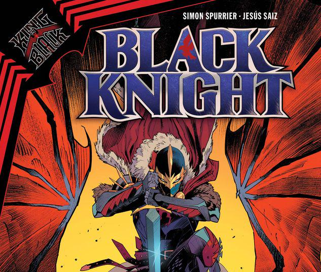 KING IN BLACK: BLACK KNIGHT 1 #1