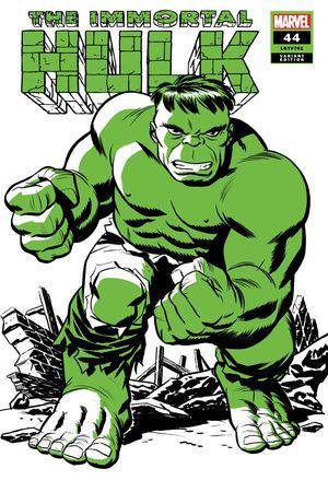 Immortal Hulk (2018) #44 (Variant)