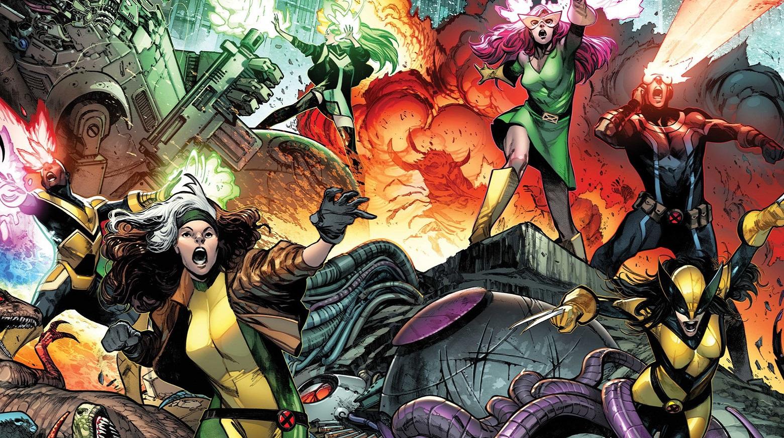 'X-Men' #1