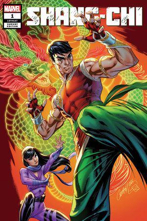 Shang-Chi (2021) #1 (Variant)