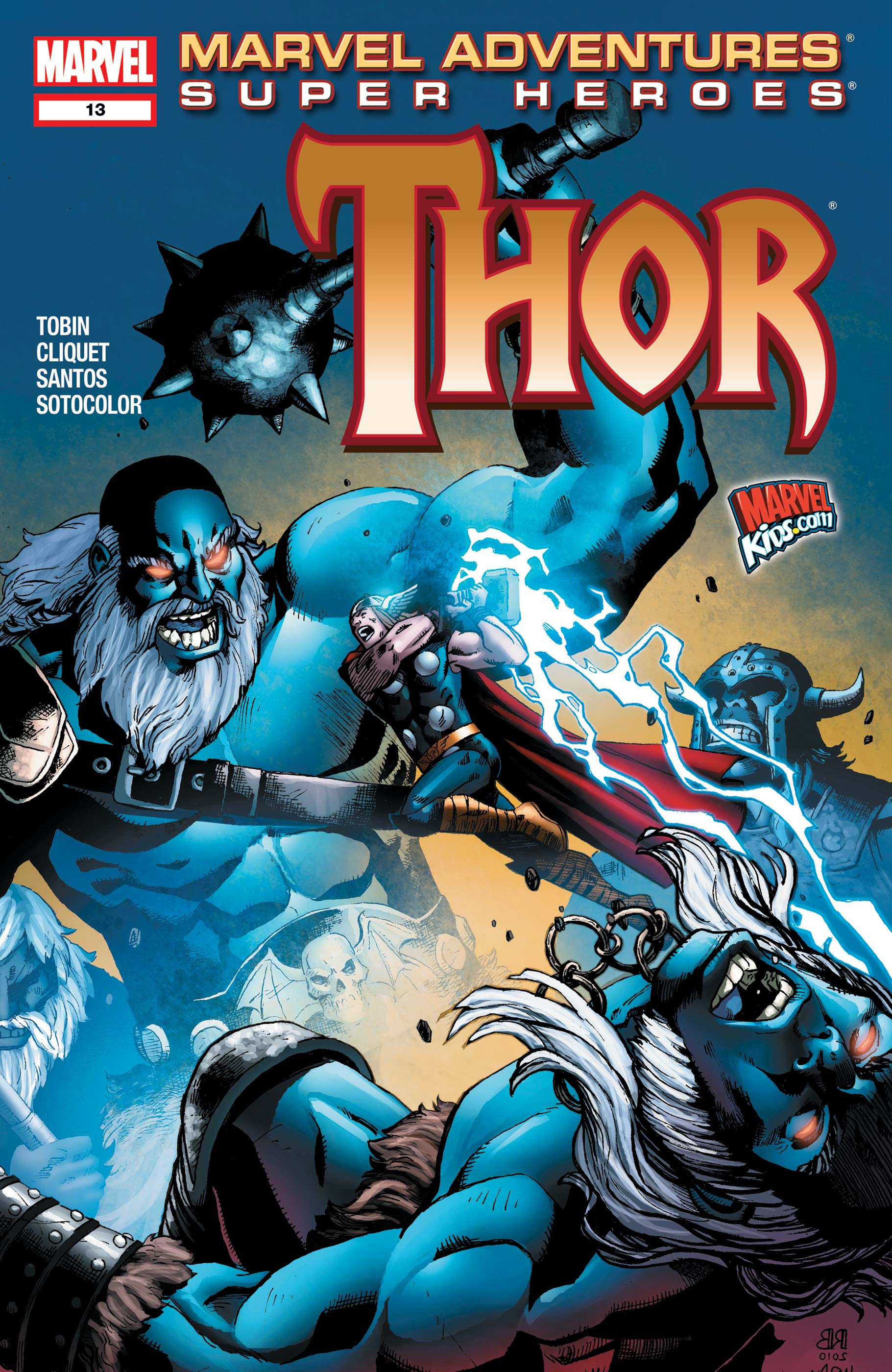 Marvel Adventures Super Heroes (2010) #13