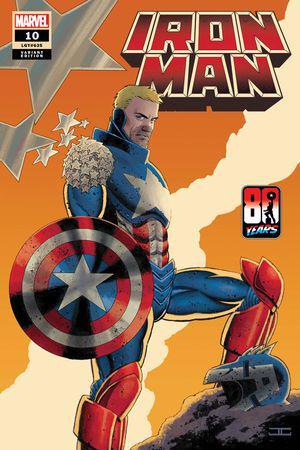Iron Man (2020) #10 (Variant)