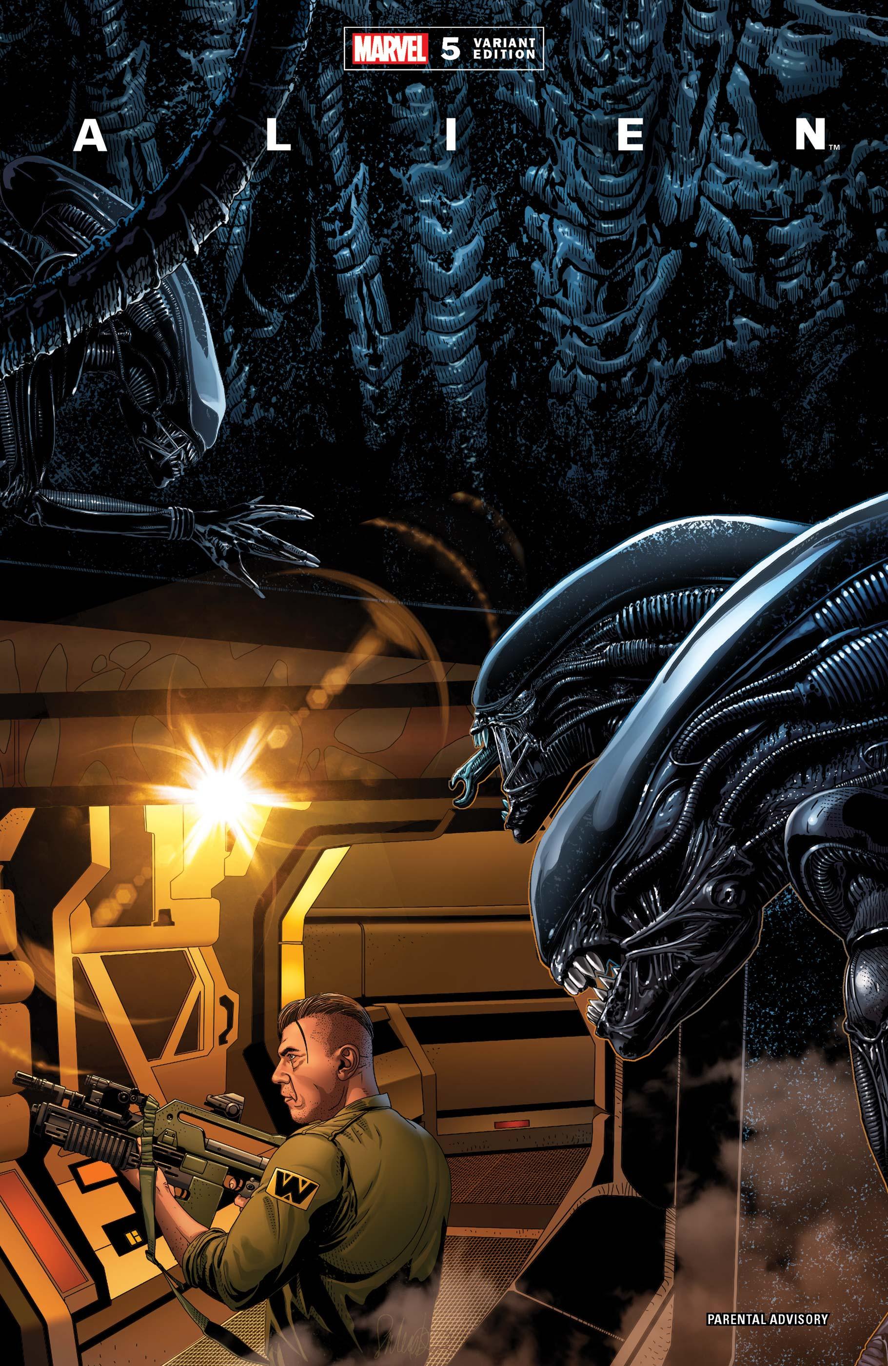 Alien (2021) #5 (Variant)