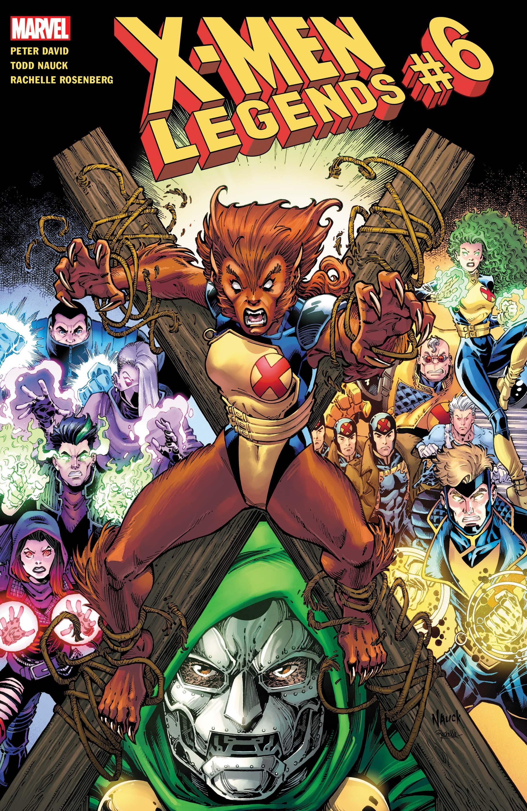 X-Men Legends (2021) #6