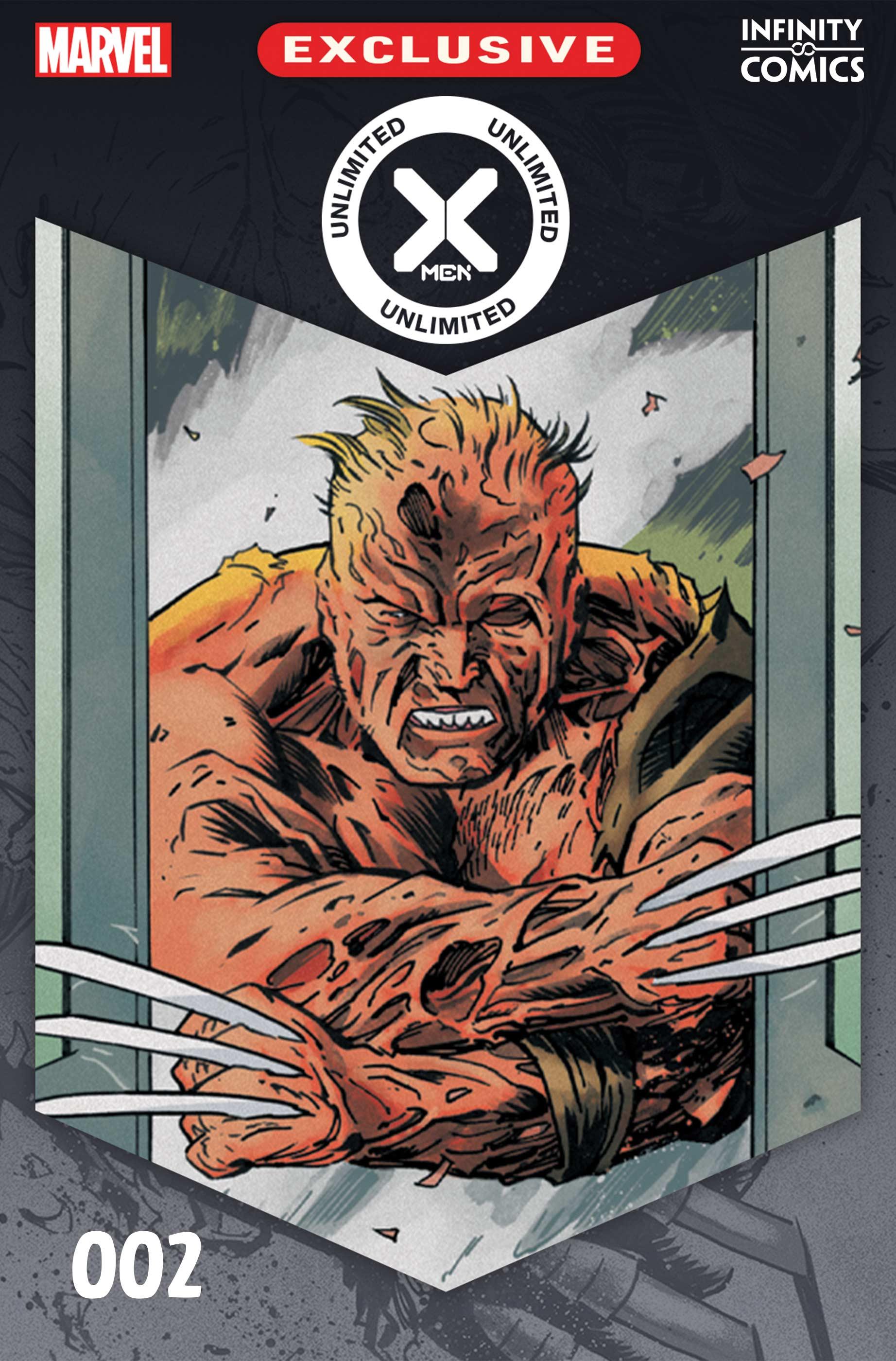 X-Men Unlimited Infinity Comic (2021) #2