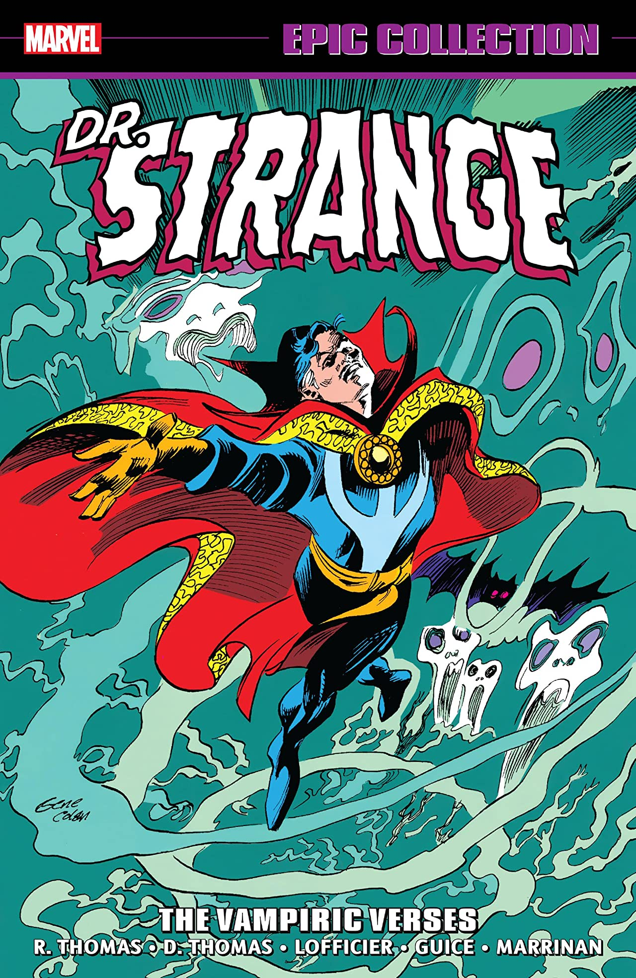Doctor Strange Epic Collection: The Vampiric Verses (Trade Paperback)