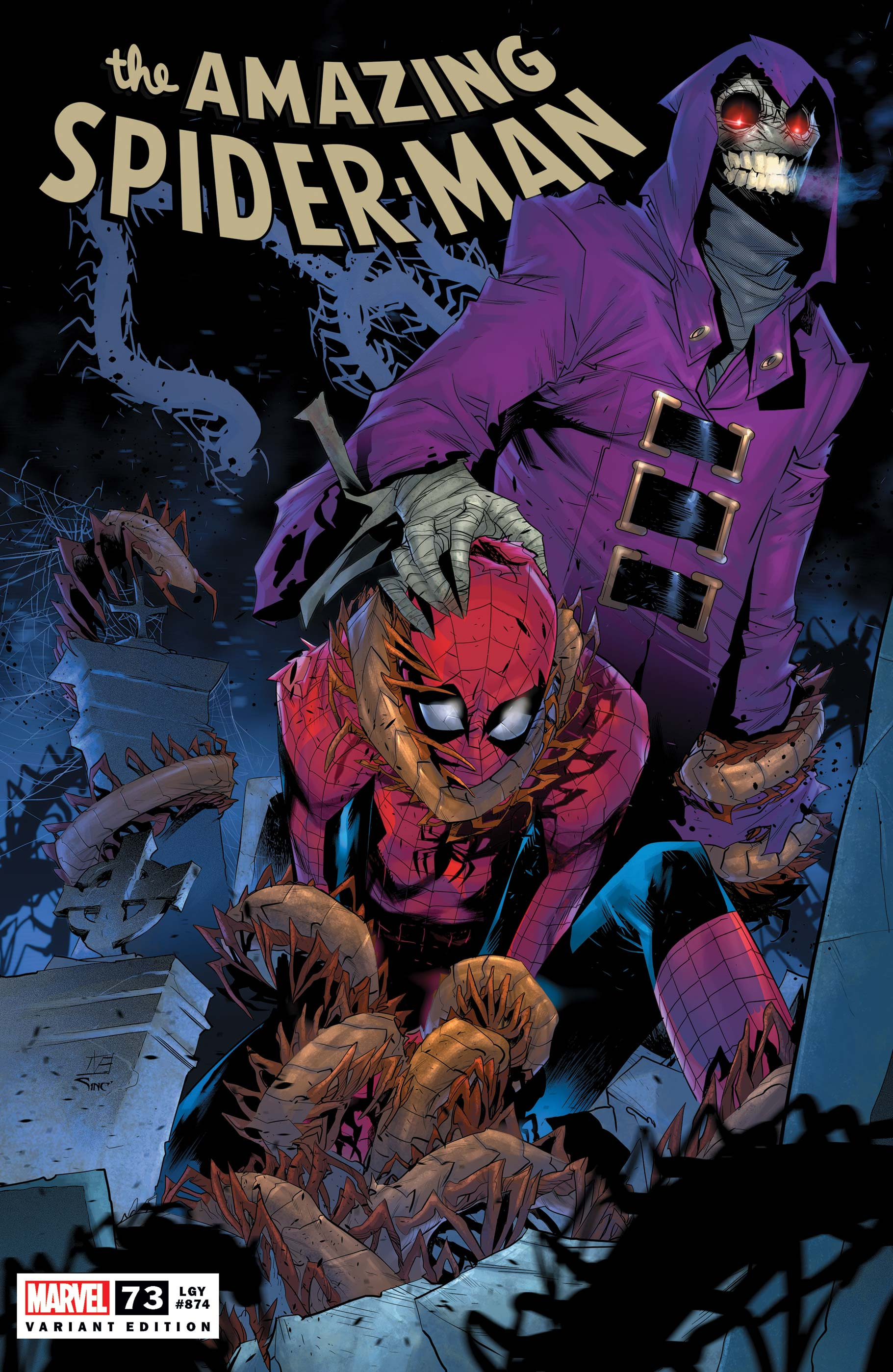 The Amazing Spider-Man (2018) #73 (Variant)