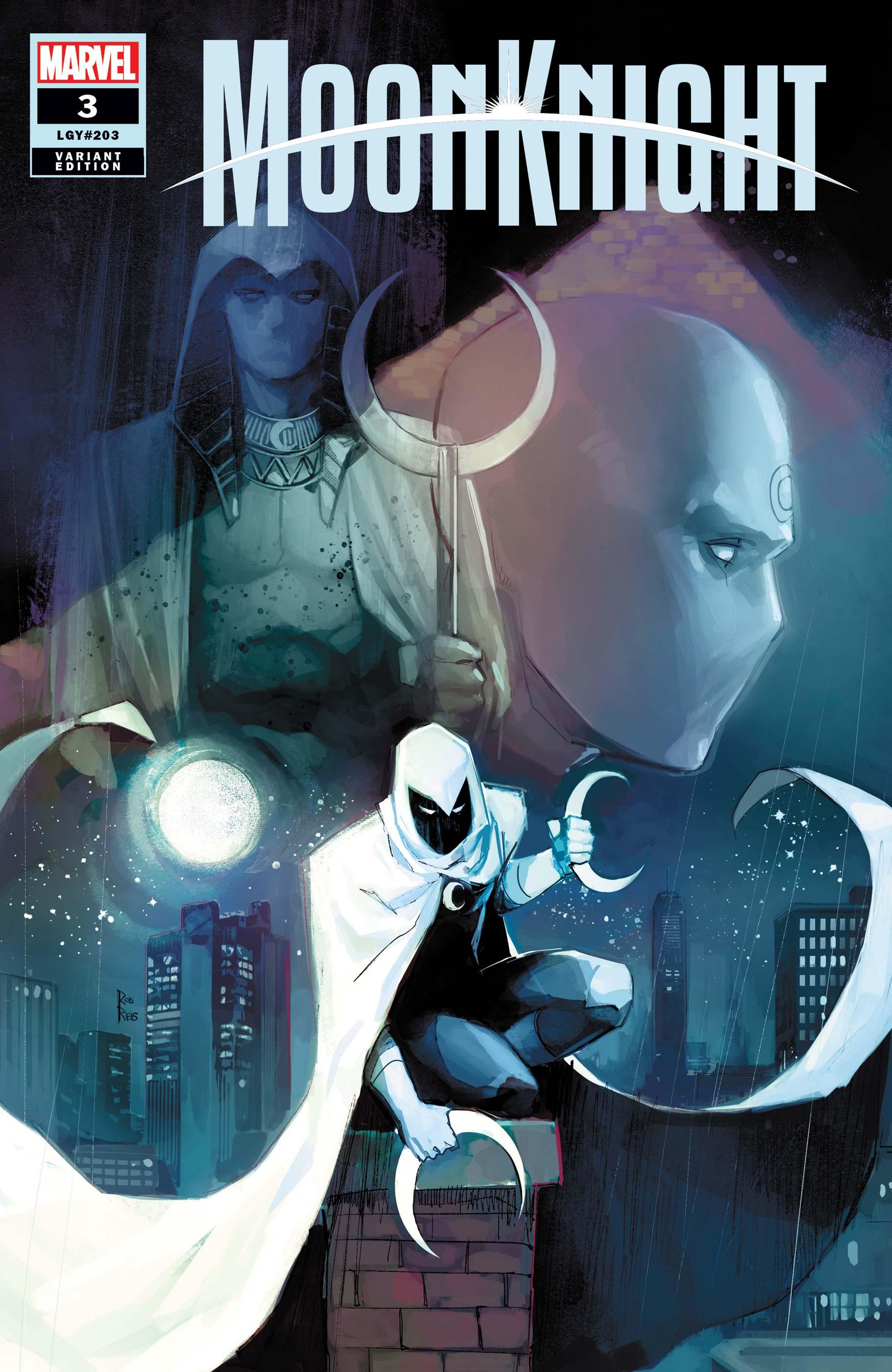 Moon Knight (2021) #3 (Variant)