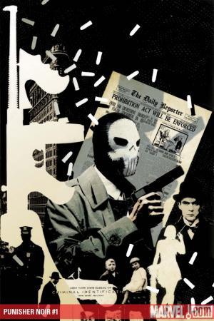 Punisher Noir (2009 - 2010)