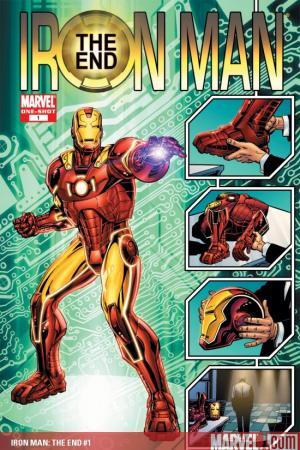 Iron Man: The End #1