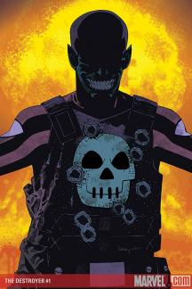 The Destroyer (2009) #1