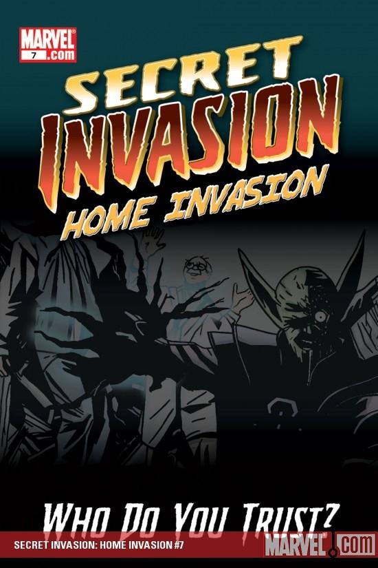 Secret Invasion: Home Invasion Digital Comic (2008) #7