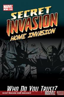 Secret Invasion: Home Invasion Digital Comic #7