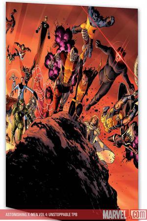 Astonishing X-Men Vol. 4: Unstoppable (2008)