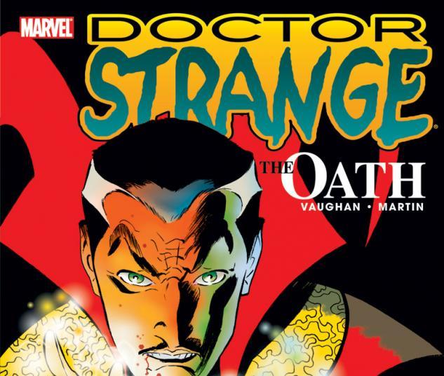 DOCTOR STRANGE: THE OATH #0