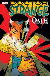 Doctor Strange: The Oath (Trade Paperback)