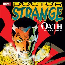 DOCTOR STRANGE: THE OATH TPB