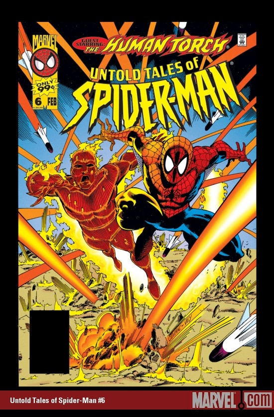 Untold Tales of Spider-Man (1995) #6