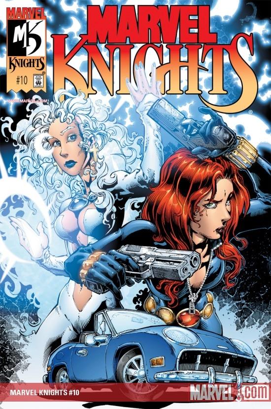 Marvel Knights (2000) #10