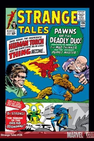 Strange Tales (1951) #126