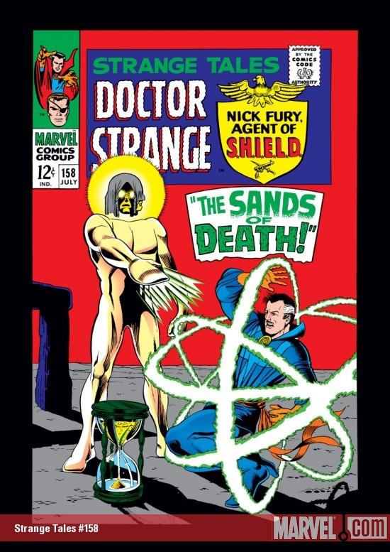 Strange Tales (1951) #158