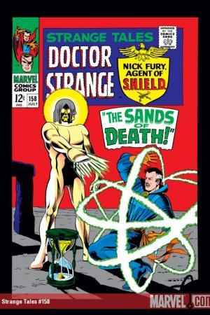 Strange Tales #158