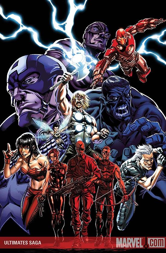 Ultimates Saga (2007) #1