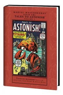 Marvel Masterworks: Atlas Era Tales to Astonish Vol. (Hardcover)