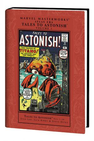Marvel Masterworks: Atlas Era Tales to Astonish Vol. (2006)