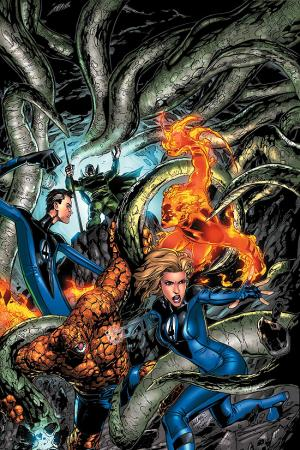 Marvel Adventures Fantastic Four #6