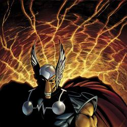 STORMBREAKER: THE SAGA OF BETA RAY BILL (2005) #1 COVER