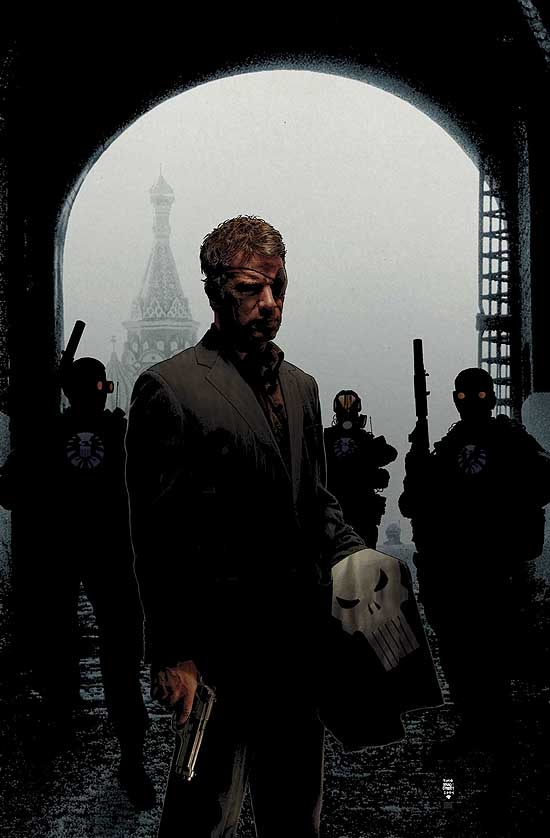 Punisher Max (2004) #13