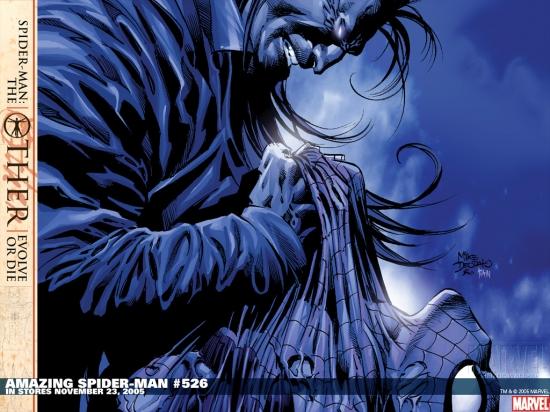 Amazing Spider-Man (1999) #536 Wallpaper