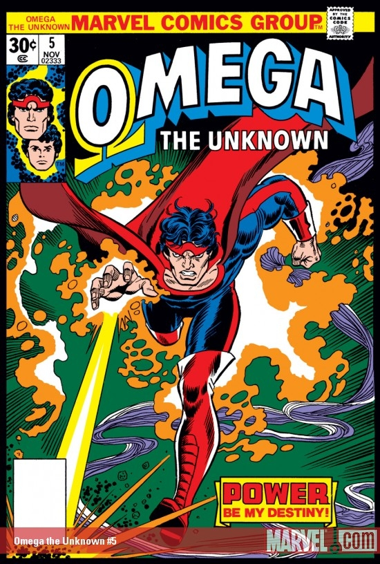 Omega: The Unknown (1976) #5